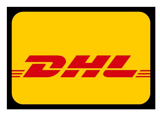 Versand durch DHL